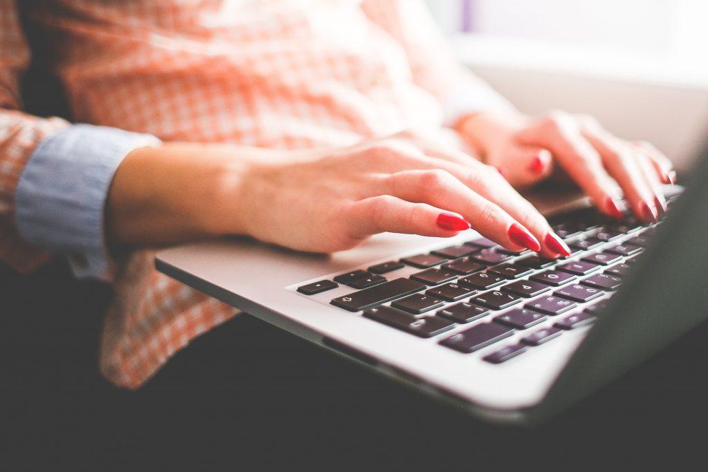 Promyslete si, o čem svůj blog psát