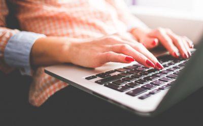 O čem psát blog?