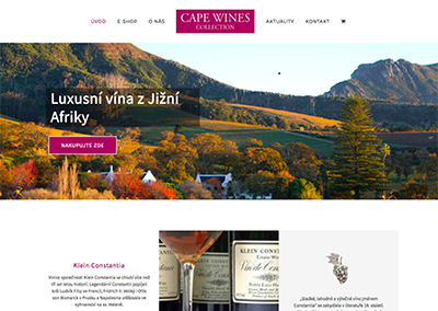 Cape Wines Collection